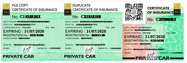 Virtual Motor Insurance Certificate All You Need To Know Bee