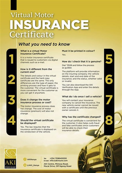 VIRTUAL MOTOR INSURANCE CERTIFICATE -ALL YOU NEED TO KNOW ...